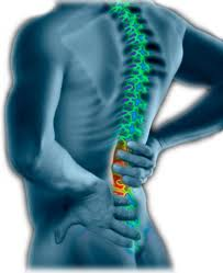 Lower back pain is the second most common pain complaint