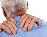 Upper back pain can arise from muscle spasm, vertebral misalignment and fibromylagia