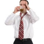 Caffeine withdrawal headaches are a common form of rebound headaches due to adenosine overload